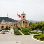 Грузія: море, гори і столиця