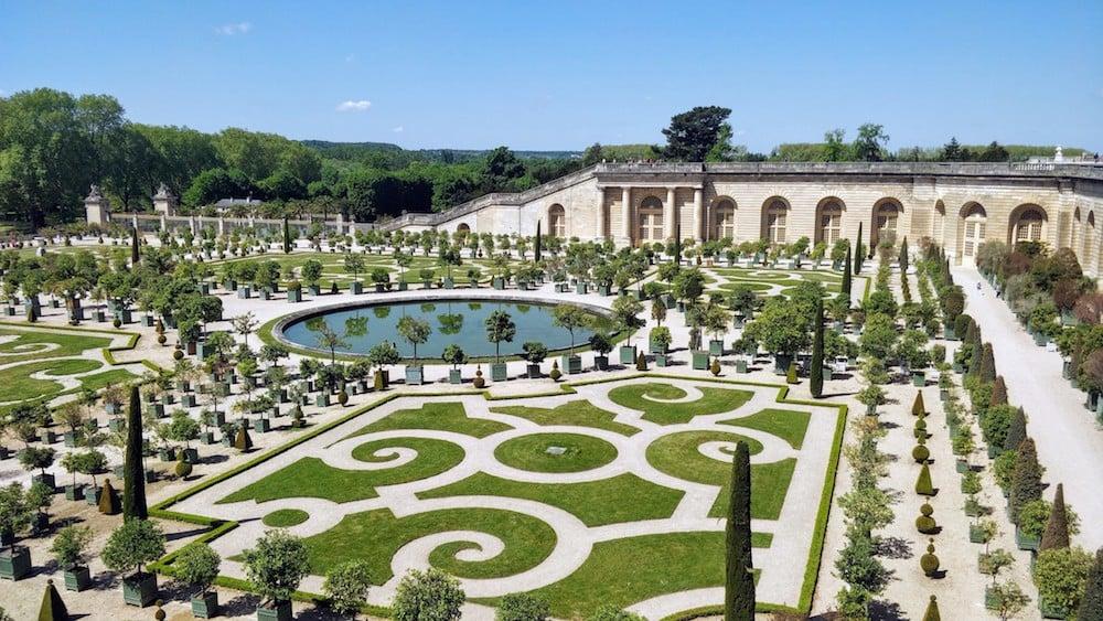 Версальські сади