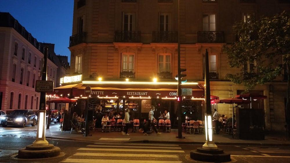 Романтика в Парижі