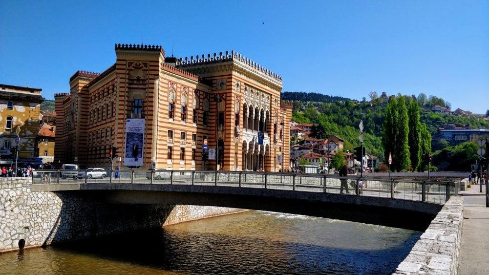 Мерія Сараєво