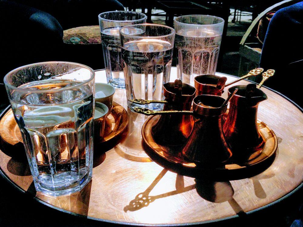 Боснійська кава смачна і виглядає класно