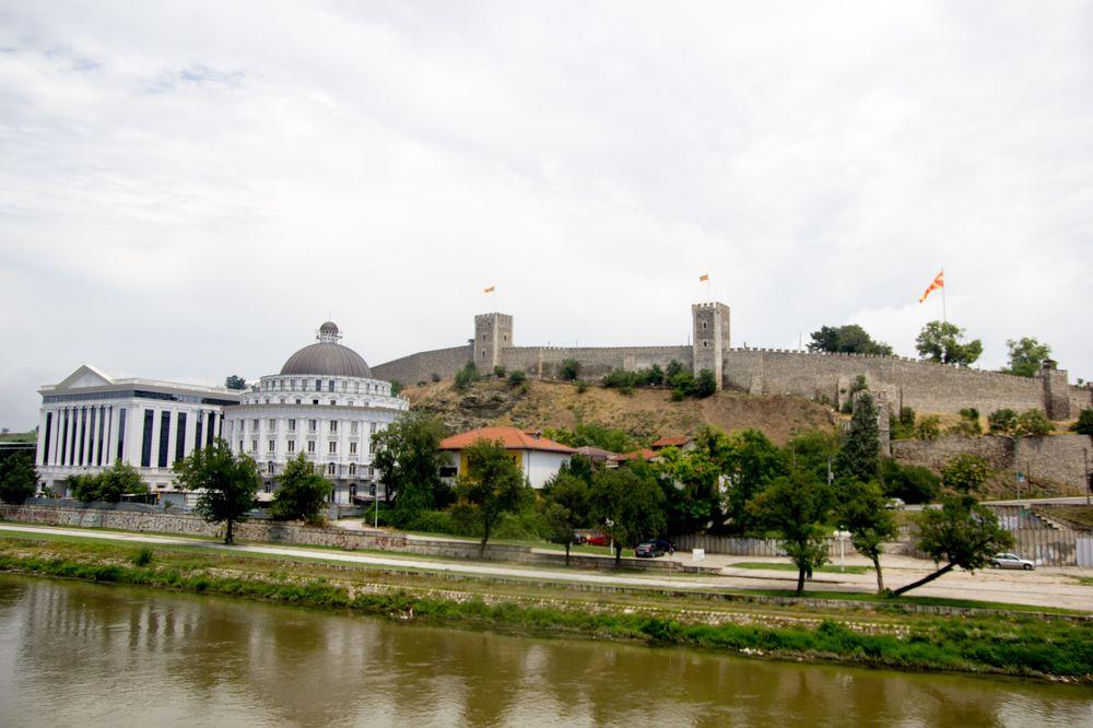 Скопський замок