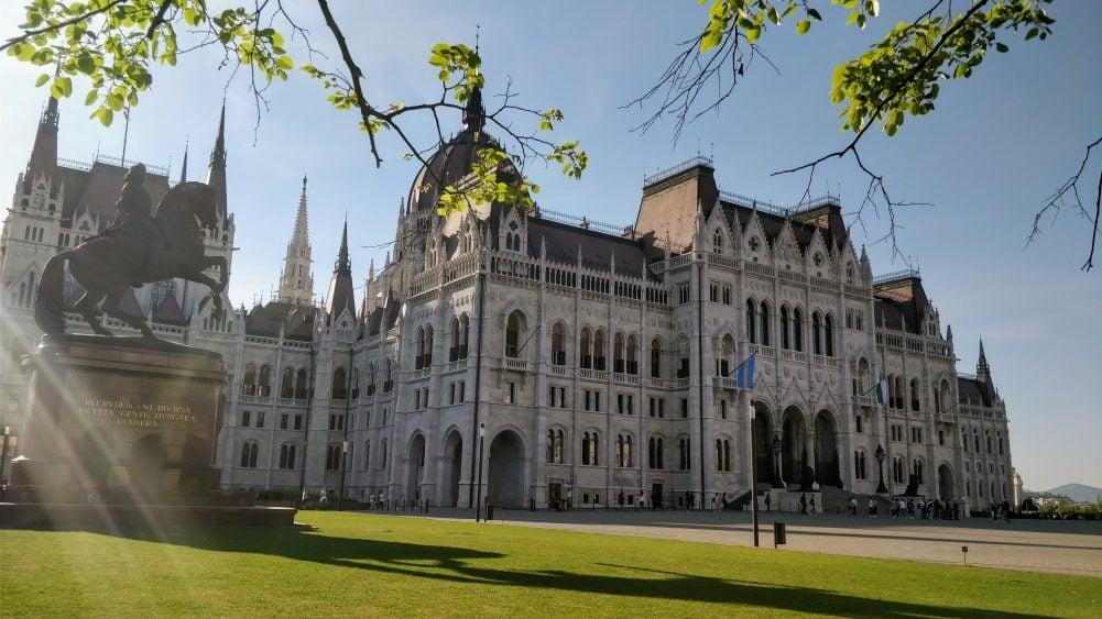 Парламент Угорщини