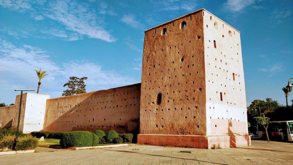 Старі стіни Doukkala