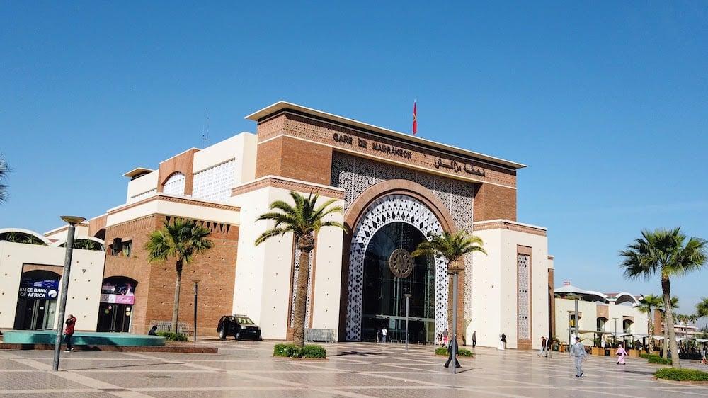 Залізничний вокзал Марракешу